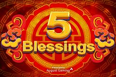 5-blessings-918kiss-plus-situs-judi-slot-games-online-terpercaya-indonesia-2020