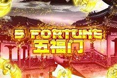 5-fortune-xe88-situs-judi-slot-games-online-terpercaya-indonesia-2020